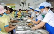 Chế độ dinh dưỡng trong suất ăn công nghiệp