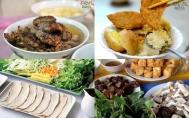 Những món ăn trưa ngon ở Hà Nội