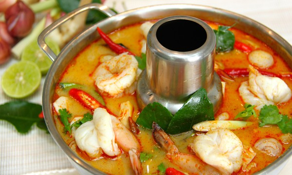 5 món ăn đáng thử của ẩm thực Thái Lan 2