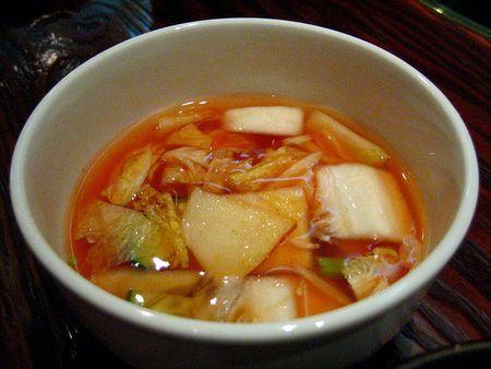 Các loại kim chi ngon ở Hàn Quốc - Ẩm thực Hàn Quốc