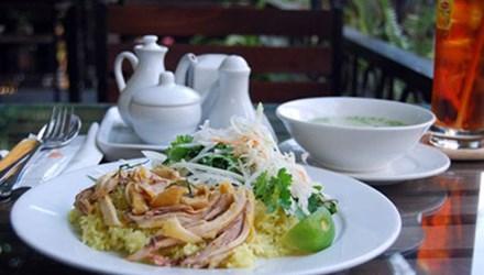 Cơm gà Hội An, số 1A Cửa Đông, Hoàn Kiếm, Hà Nội