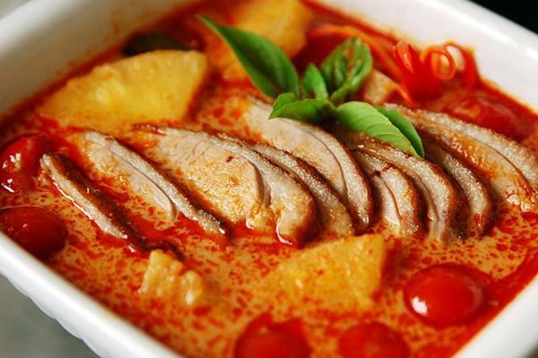 5 món ăn đáng thử của ẩm thực Thái Lan 5